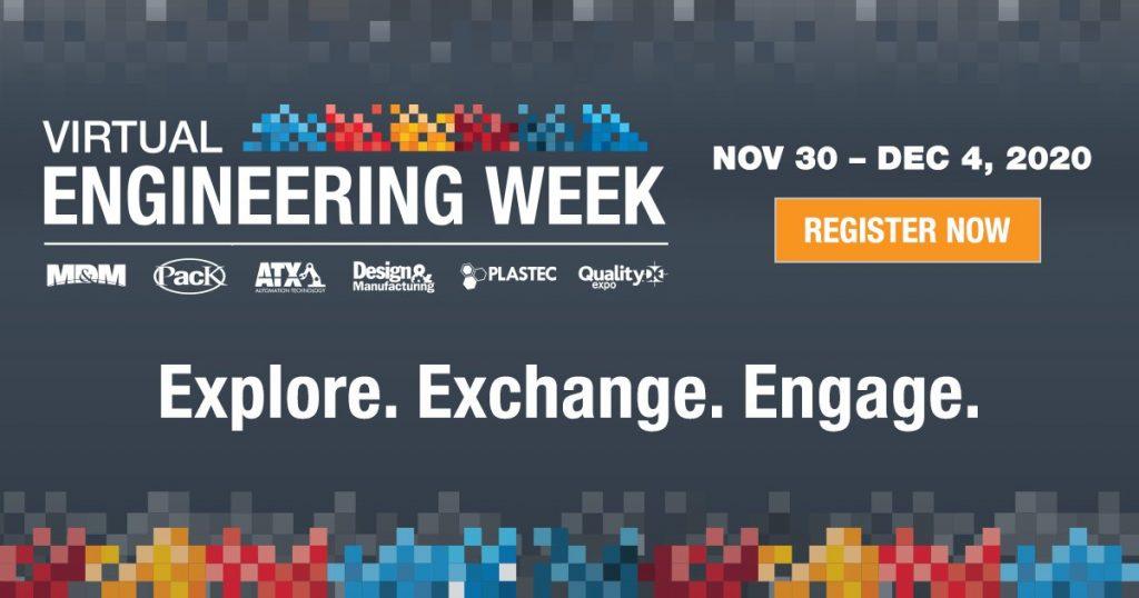 Virtual Engineering Week